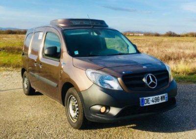 Mercedes Citan fourgon frigorifique 2m3