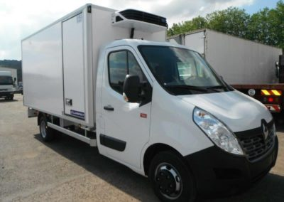 RENAULT MASTER BICOMPARTIMENTS NEUF 13 m3